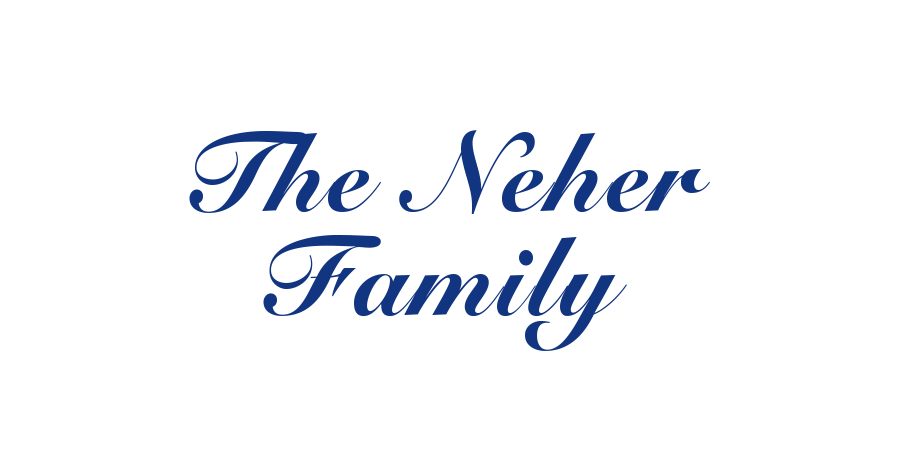 The Neher Family